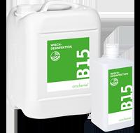 B 15 Wischdesinfektion